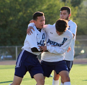 Pueblo beats Glendale Prep 3-0 to reach state soccer final