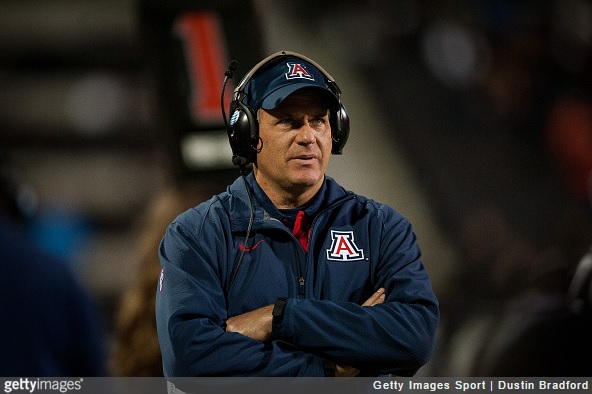 Reflecting on Rich Rodriguez's recruiting classes with Arizona Wildcats