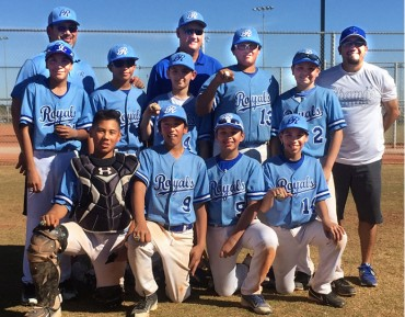 Royals & Warriors capture USSSA President's Day championships