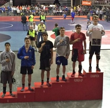 WRESTLING: Benson takes 4th in Division IV, 2 local champions