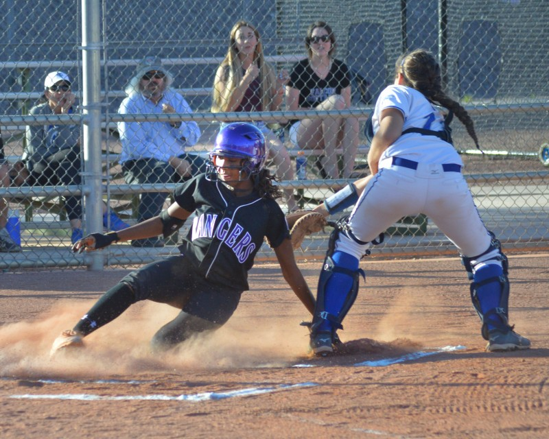 BADGER CLASSIC: Lesly Cazares with walk-off double to pace Desert View past Empire