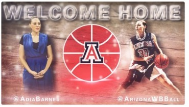 Barnes' hire boosts UA two-fold: Increases Cats as head coaches and she's coming home