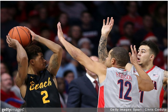 Arizona Wildcats in the News: York, Anderson set to play at Portsmouth
