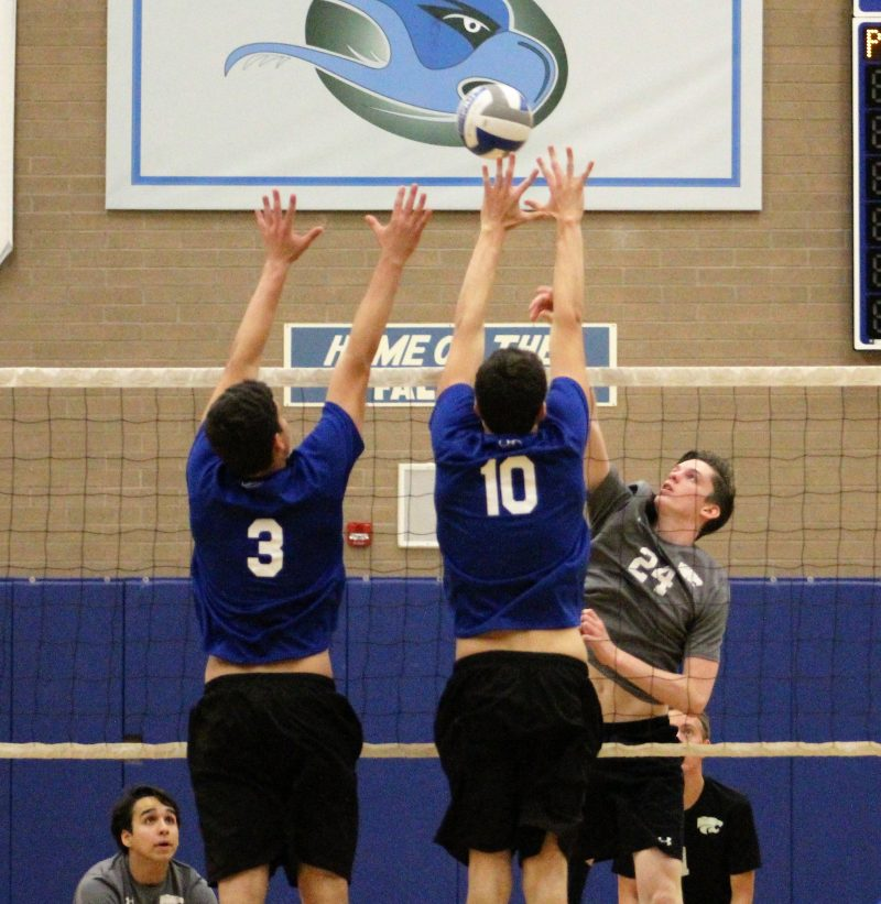 Mountain View beat Catalina Foothills 3-1 to win section title