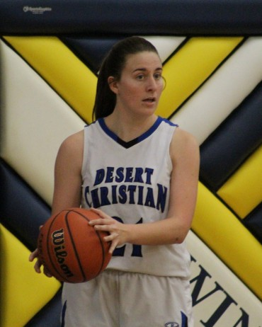 Girl's Division IV Basketball All-Stars: Taylor Usry POY