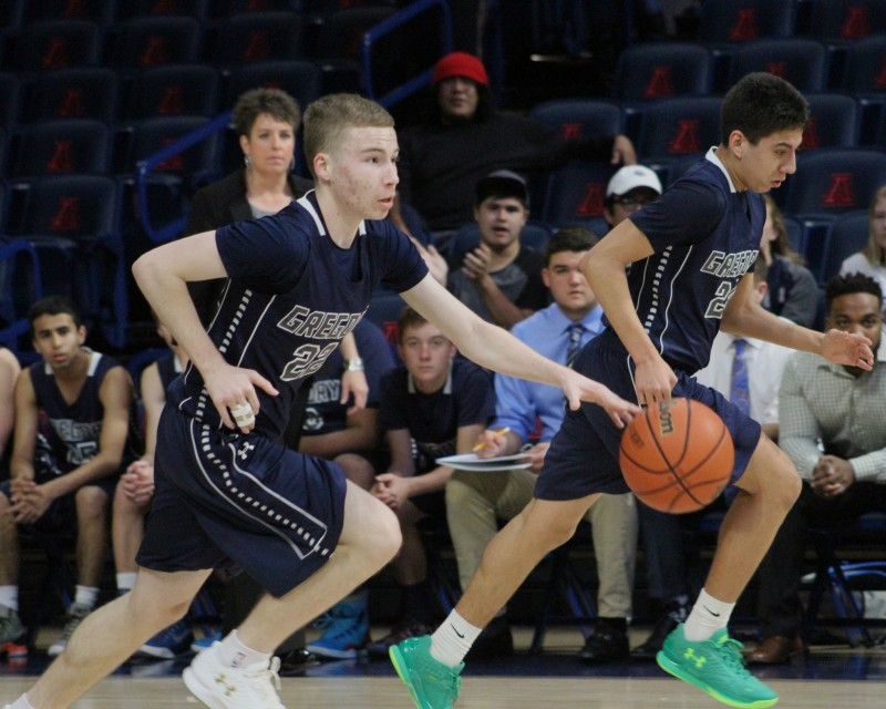 Boy's Division V Basketball All-Stars: Nick Rosquist POY