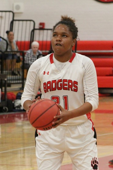 Girl's Division II Basketball All-Stars: Alexis Cortez POY