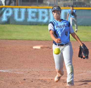 SOFTBALL: Pueblo leads D-IV, beats Thatcher 6-2