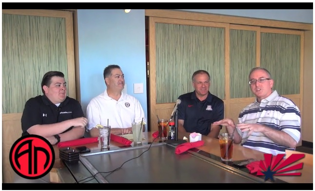 Rich Rod becomes one of The Sports Guys in latest videos of the show