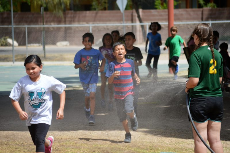Rio Vista Elementary raised over $10,000 for local and national charities
