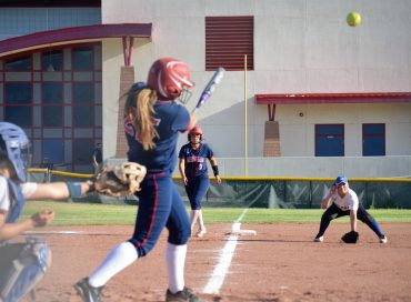 D-II SOFTBALL: Sahuaro comes back to beat Buena 6-3