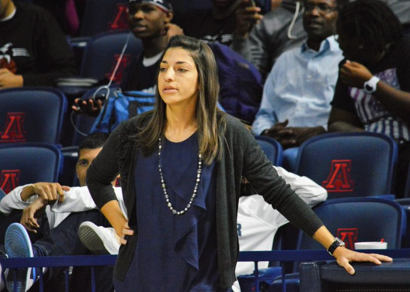 Nikki Simpson leaves Ironwood Ridge girls hoops to pursue degree