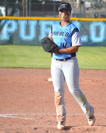 Division IV Softball All-Stars: Pueblo Warriors