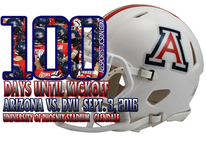 2016 Arizona Wildcats football countdown: Top 100 individual records