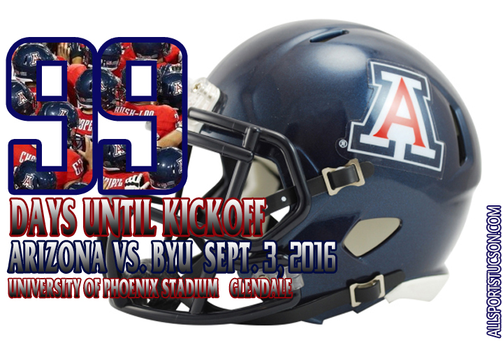 2016 Arizona Wildcats football countdown: No. 99 individual record