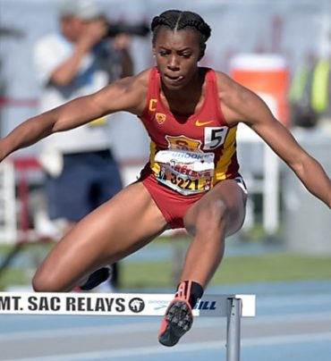 Jaide Stepter named Pac-12 Women's Track & Field Scholar-Athlete of the Year