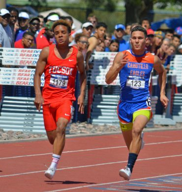 Division I Boy's Track & Field All-Stars: Tavian Ross & Tyree Pierson