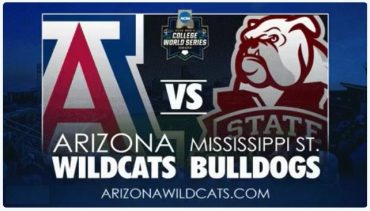 Arizona Wildcats hope road to Omaha starts today in Starksville vs. Mississippi State