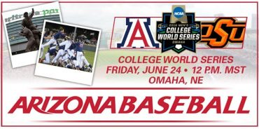 Arizona Wildcats look to stay alive in CWS vs. Oklahoma State today