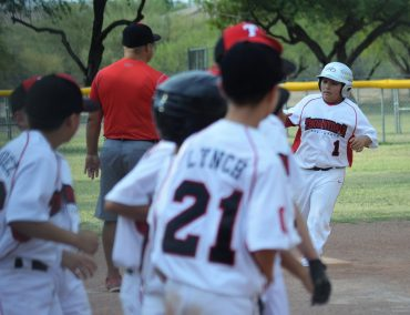 Thornydale & Frontier advance in Little League action