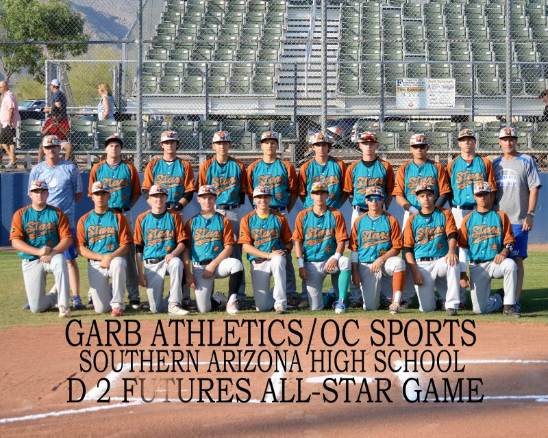 D-II Futures Game: Walk-off grounder by Joey Molina gives Team Teal 6-5 win