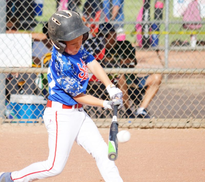 CDO outlasts Sabino Canyon in 9-10 Little League All-Star action