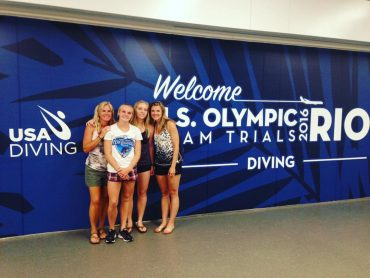 USA DIVING: Delaney Schnell to compete in the FINA Grand Prix in Italy