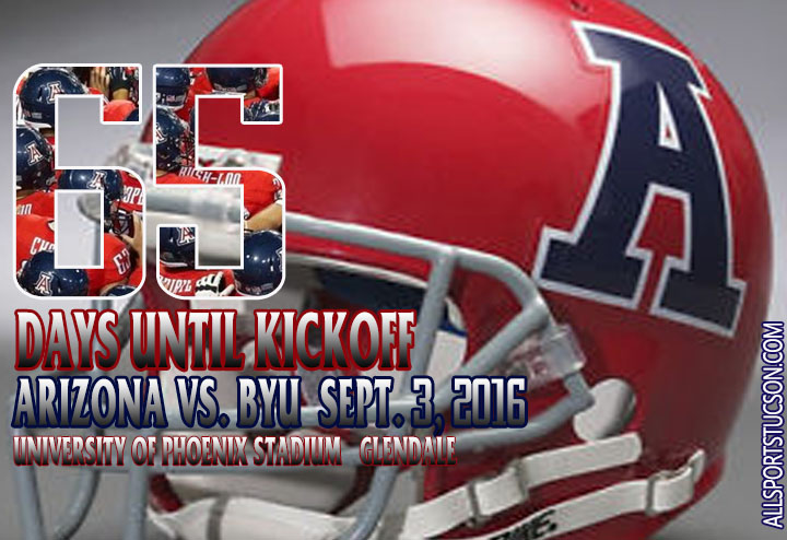2016 Arizona Wildcats football season countdown: No. 65 individual record