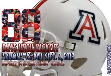 2016 Arizona Wildcats football season countdown: No. 88 individual record