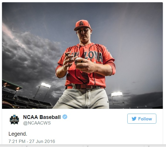 Omaha, Oh-ma-God: Arizona Wildcats one win from fifth NCAA title behind stellar pitching
