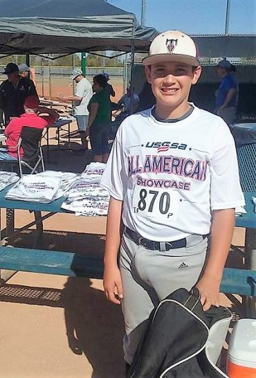 Isaac Arias, Oscar Rocha, Joey Parker & Sergio Perez named USSSA All-Americans