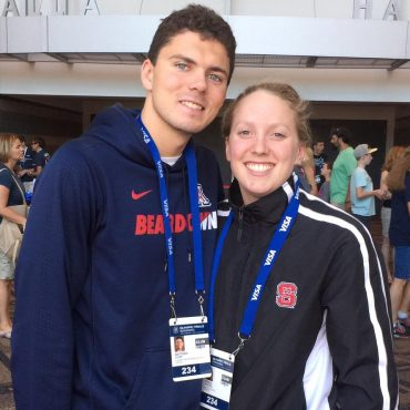 OLYMPIC TRIALS: Matt Lujan & Krista Duffield results
