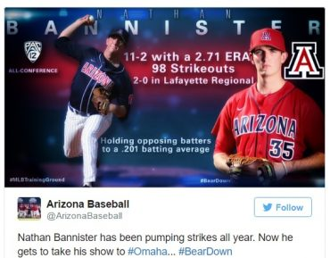 Examining use of pitchers in postseason following claim Arizona Wildcats misuse theirs