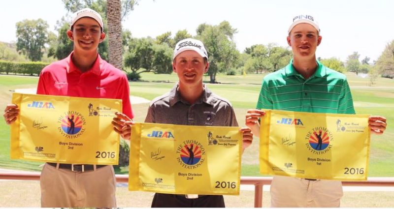 Trevor Werbylo captures Thomson Invitational by 8 strokes