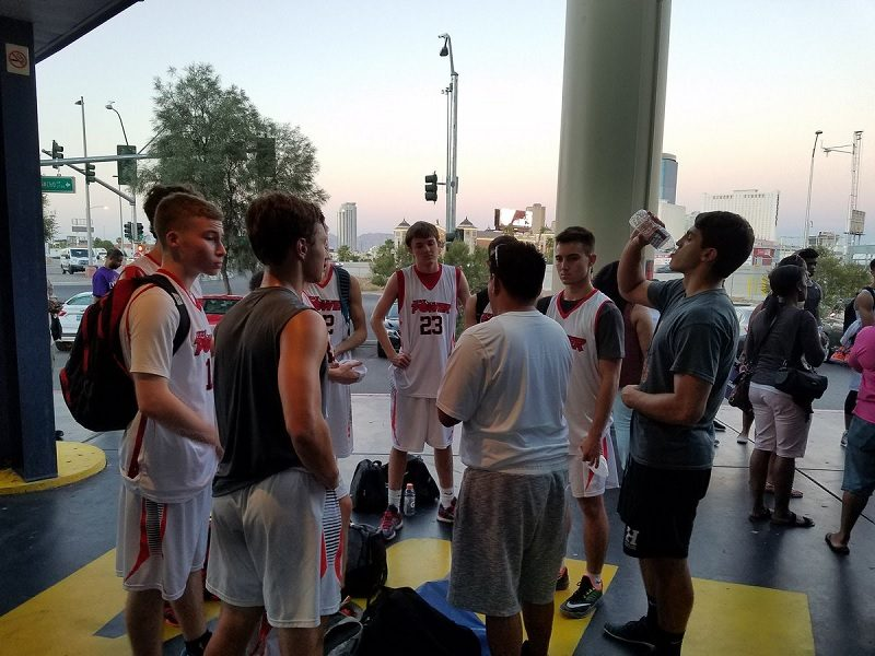 AZ Power Tucson AAU team Miller's son plays for has reached 31 wins this spring, summer