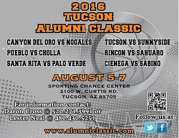 12 local basketball teams to take part in Tucson Alumni Classic