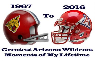Looking back at the greatest Arizona Wildcats moments of my lifetime