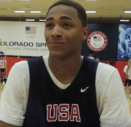 Arizona Wildcats Class of 2017 hoops recruiting prospects: Charles O'Bannon Jr.