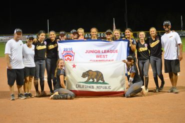 JUNIOR LEAGUE WEST REGIONAL: Northern California is headed to Nationals