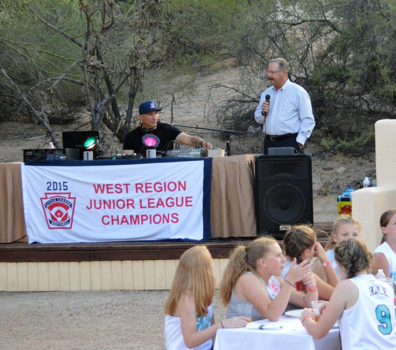 Marana set to host Softball Junior West Regionals