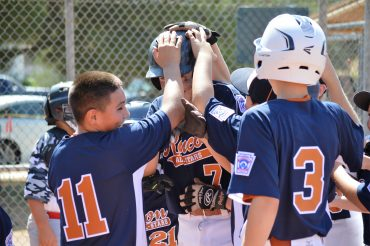 List of Little League District Champions; Rincon beats Randolph