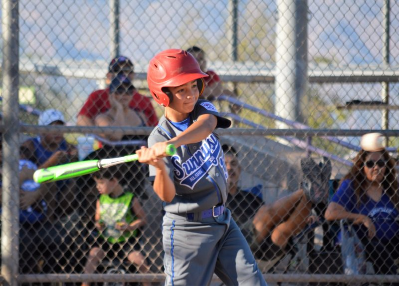 Sunnyside beat Santa Rita to advance to District 12 Little League semifinals