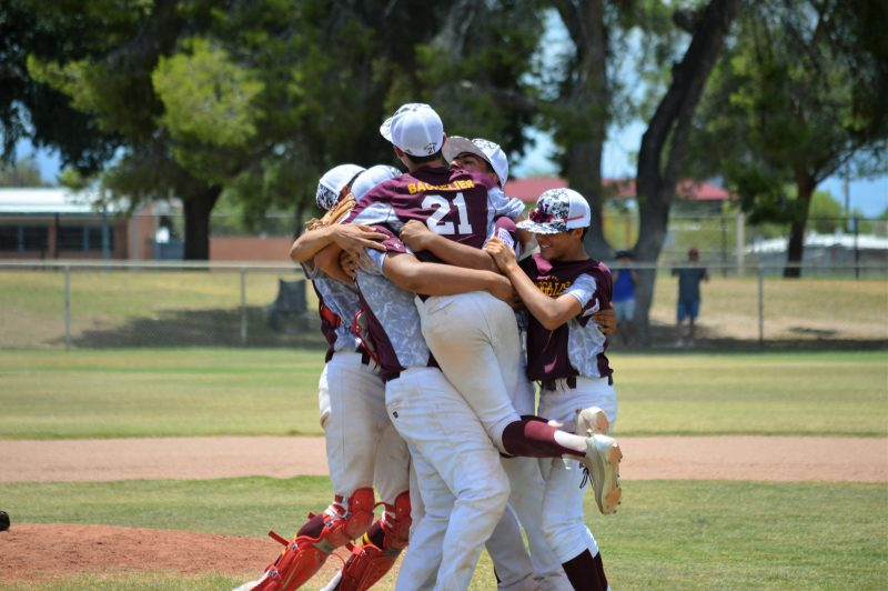 Nogales beat Sunnyside to claim Arizona Junior Baseball championship