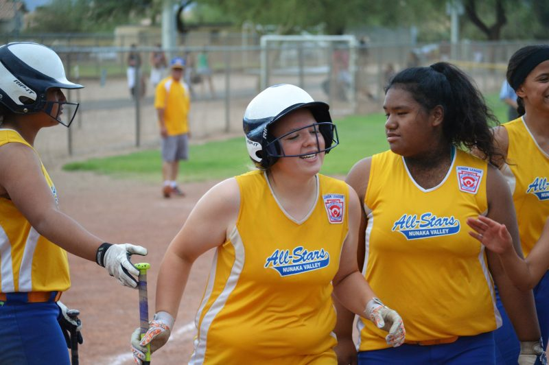 JUNIOR LEAGUE WEST REGIONAL: Alaska & Oregon advance