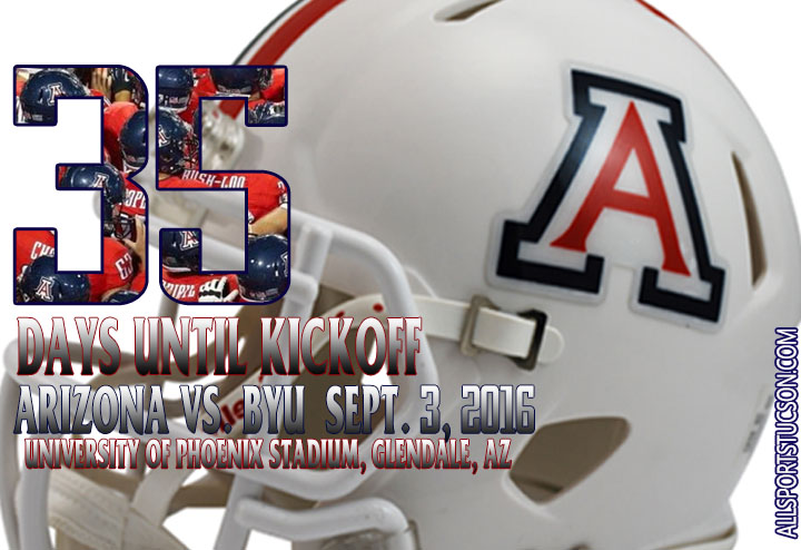2016 Arizona Wildcats football season countdown: No. 35 individual record