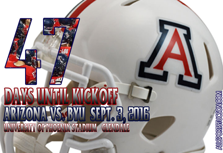 2016 Arizona Wildcats football season countdown: No. 47 individual record