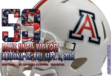 2016 Arizona Wildcats football season countdown: No. 59 individual record