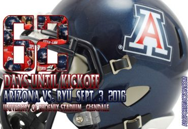 2016 Arizona Wildcats football season countdown: No. 62 individual record