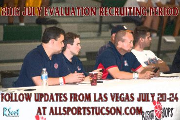 Las Vegas AAU tournaments include plenty of Arizona Wildcats targets, Tucson teams