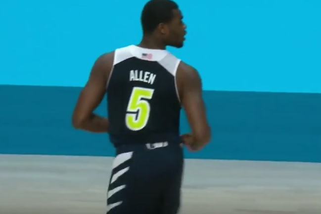 Kadeem Allen leads Pac-12 all-stars in scoring in loss to Australian national team